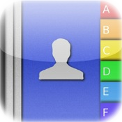 ContactsP 2 for iPad (Groups,Emails,Birthdays With Push!)
