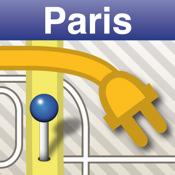 Paris OffMaps Lite