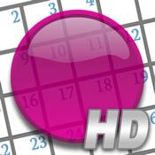 iPeriod Free for iPad (Regel- / Menstruationskalender)
