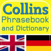 Collins English<->German Phrasebook & Dictionary