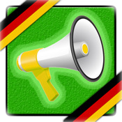 Das WM-Megafon (Südafrika 2010)