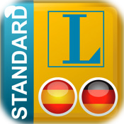 Spanisch <-> Deutsch Wörterbuch Langenscheidt Standard mit Sprachausgabe