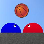 BasketSlime on iPad