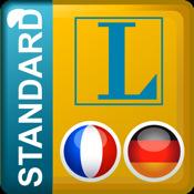 Französisch <-> Deutsch Wörterbuch Langenscheidt Standard mit Sprachausgabe