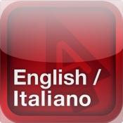 Italienisch-Englisch Wörterbuch von Accio