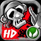 Draw Slasher HD: Dark Ninja vs Pirate Monkey Zombies