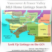 Greater Vancouver Real Estate Search App