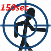 Doodle Massacre - Keep the front line for 150 seconds