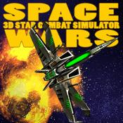 Space Wars 3D Star Combat Simulator HD for iPad