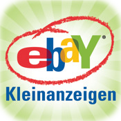 ebay kleinanzeigen app f r iphone und ipod touch. Black Bedroom Furniture Sets. Home Design Ideas
