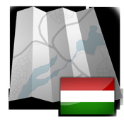 Hungary - Offline map with directU - (free)