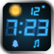 All-in-1 Clock - Alarm Weather Talking Time Clock