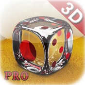 3D DICE HD PRO-AWESOME DRINKING GAME