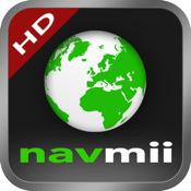 Navmii GPS die Niederlande HD