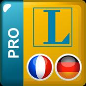 Französisch <-> Deutsch Wörterbuch Langenscheidt Professional mit Sprachausgabe