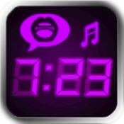 Alarm Clock - Talking Time Clock