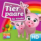 Heyduda: Tierpaare für Kinder