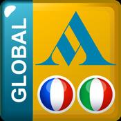 Mondadori Langenscheidt Dizionario Global Francese-Italiano / Italiano-Francese