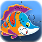 Sea Puzzle for Kids HD