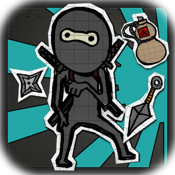 Doodle Ninja HD Free