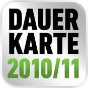 WAZ Fussball Bundesliga, Champions League, Europa League, DFB-Pokal: Dauerkarte 2010/11
