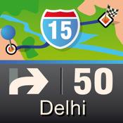 Mobile Maps Delhi NCR