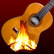 Bonfire Guitar