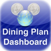 Disney World Dining Plan Dashboard by DisOnADime.com
