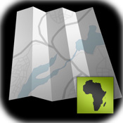 Africa - Offline map with directU - (free)