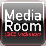 :3C! vidision MediaRoom