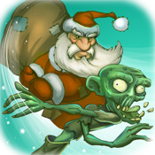 Santa VS Zombies HD