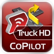 CoPilot Live Truck HD Europe