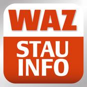 WAZ Stau-Info - das Navigationssystem rund um die aktuelle Verkehrslage mit Umgebungssuche und Staumeldungen
