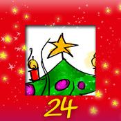 Adventskalender Happy Advent - 24 lustige Überraschungen für Weihnachten
