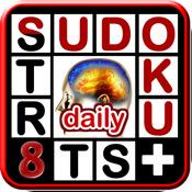 Sudoku + Str8ts