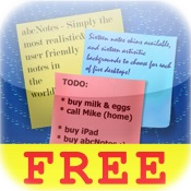 abc Notes - FREE ToDo & Sticky Note Application