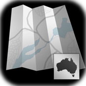 Australia - Offline map with directU - (free)
