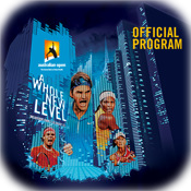 Official Australian Open 2011 Program
