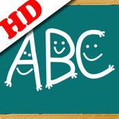 alphabet Sketch Pad HD!