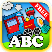 Animal Train - First Word HD FREE by 22learn