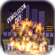 Demolition City: Level the World for iPad -Free-