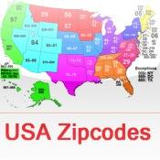 USA Zipcodes & US Location's Zipcode Finder