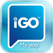 Frankreich - Navigation iGO My way