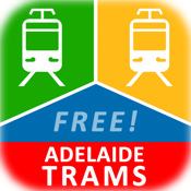 TransitTimes Adelaide Trams