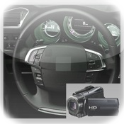 GPS Speedometer and HD Video Camera  (Driving Record)