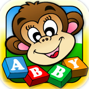 ABBY MONKEY 7+2 First Words Preschool