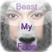 Beast My Face - Free Animal Photo Booth