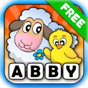 ABBY MONKEY - Easter Games for Kids - Coloring Book FREE