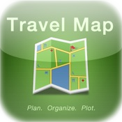 Travel Map for iPad Lite