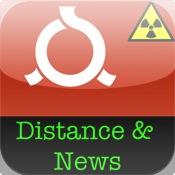 Fukushima Distance & News